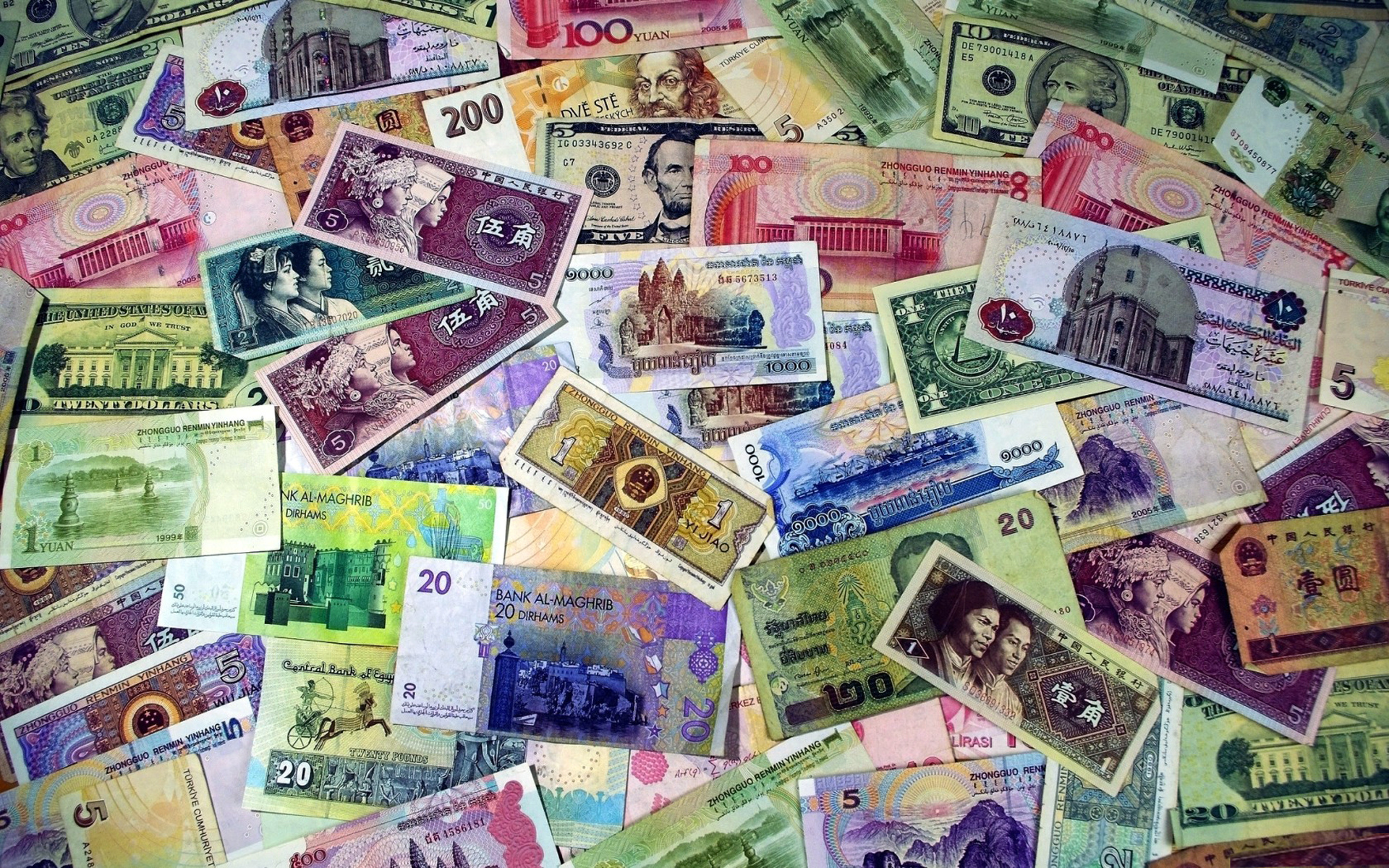 The Color Of Money Fondo De Pantalla Hd Fondo De