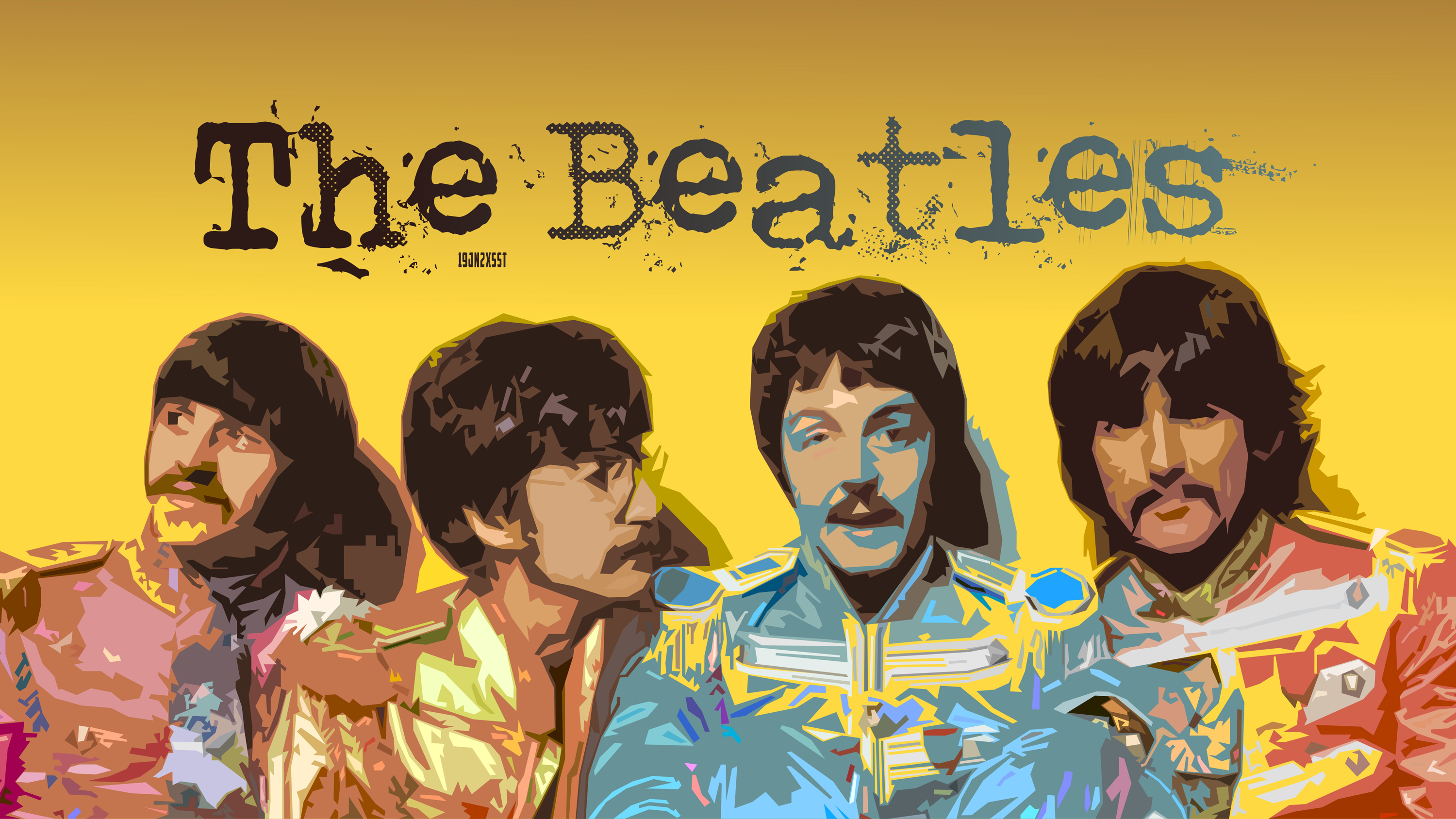 The Beatles Wallpapers ID845891