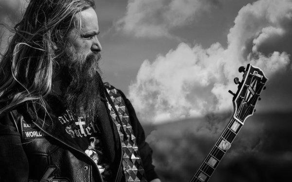 Music Black Label Society Guitar Guitarist Heavy Metal Zakk Wylde HD Wallpaper | Background Image