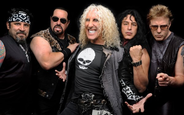 Music Twisted Sister Heavy Metal Glam Metal Classic Metal HD Wallpaper | Background Image