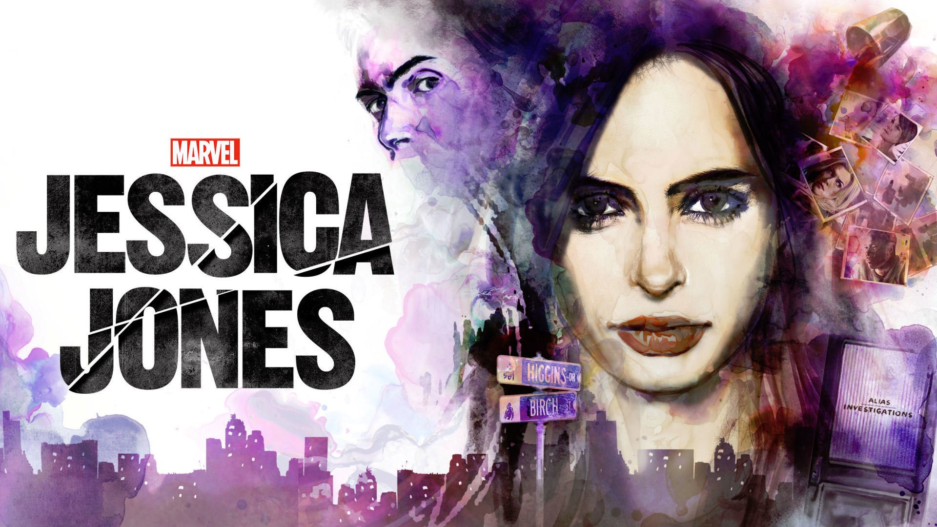 36 Jessica Jones Hd Wallpapers Background Images Wallpaper Abyss