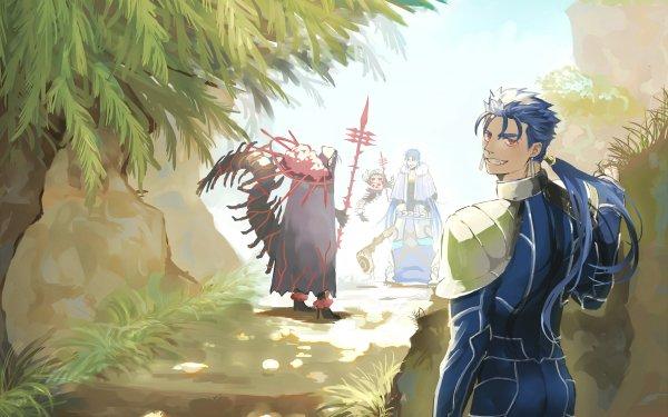 Anime Fate/Grand Order Fate Series Cu Chulainn Cu Chulainn Alter HD Wallpaper | Background Image