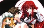 Preview High School DxD