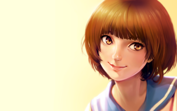 Anime Kill La Kill Mako Mankanshoku HD Wallpaper   Background Image