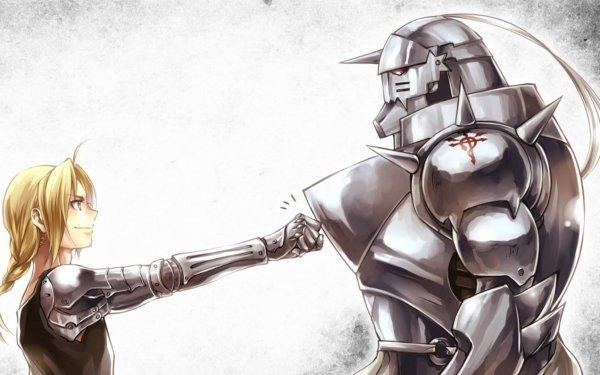 Anime FullMetal Alchemist Fullmetal Alchemist Edward Elric Alphonse Elric HD Wallpaper | Background Image