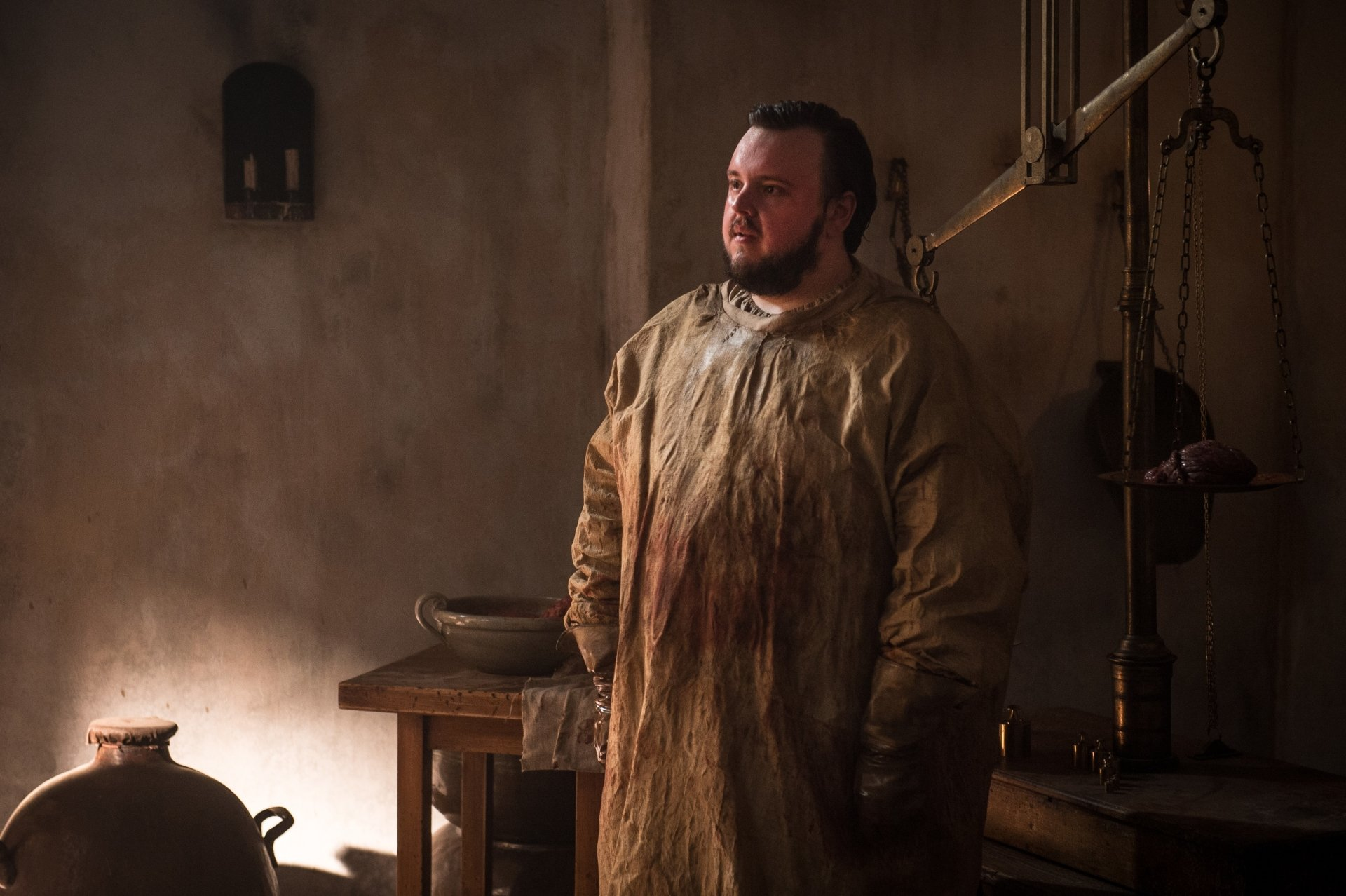 TV Show - Game Of Thrones  Samwell Tarly John Bradley-West Wallpaper