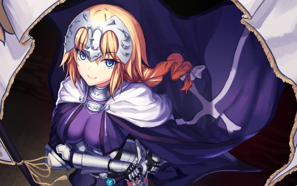 Anime Fate/Apocrypha Fate Series Ruler Jeanne d'Arc Fate/Grand Order HD Wallpaper | Background Image