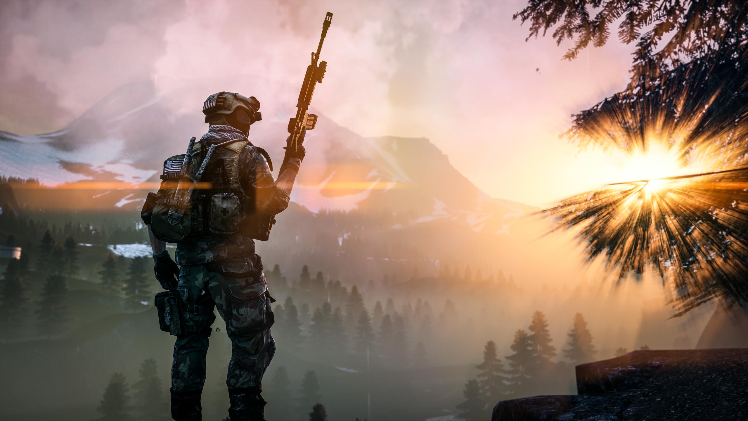 Battlefield 4 Full HD Fond D'écran And Arrière-Plan