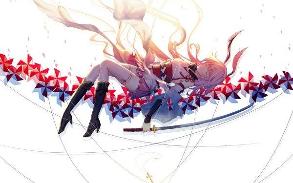 Anime Benghuai Xueyuan Yae Sakura HD Wallpaper   Background Image