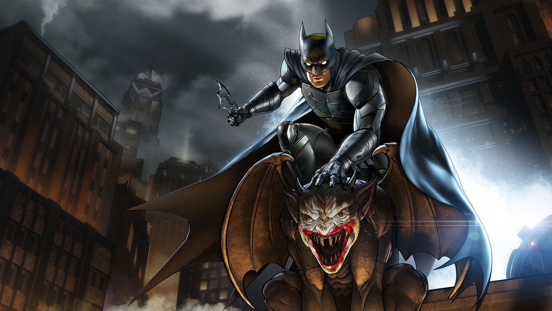 batman telltale wallpaper  13 Batman: The Telltale Series HD Wallpapers | Background Images ...