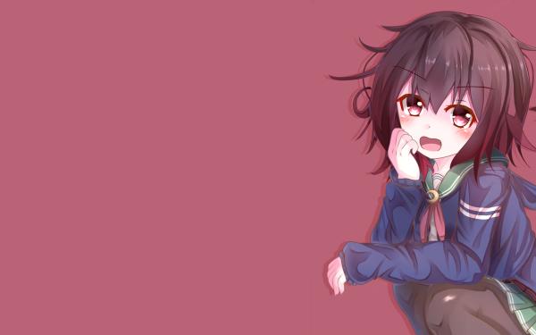 Anime Kantai Collection Mutsuki HD Wallpaper | Background Image