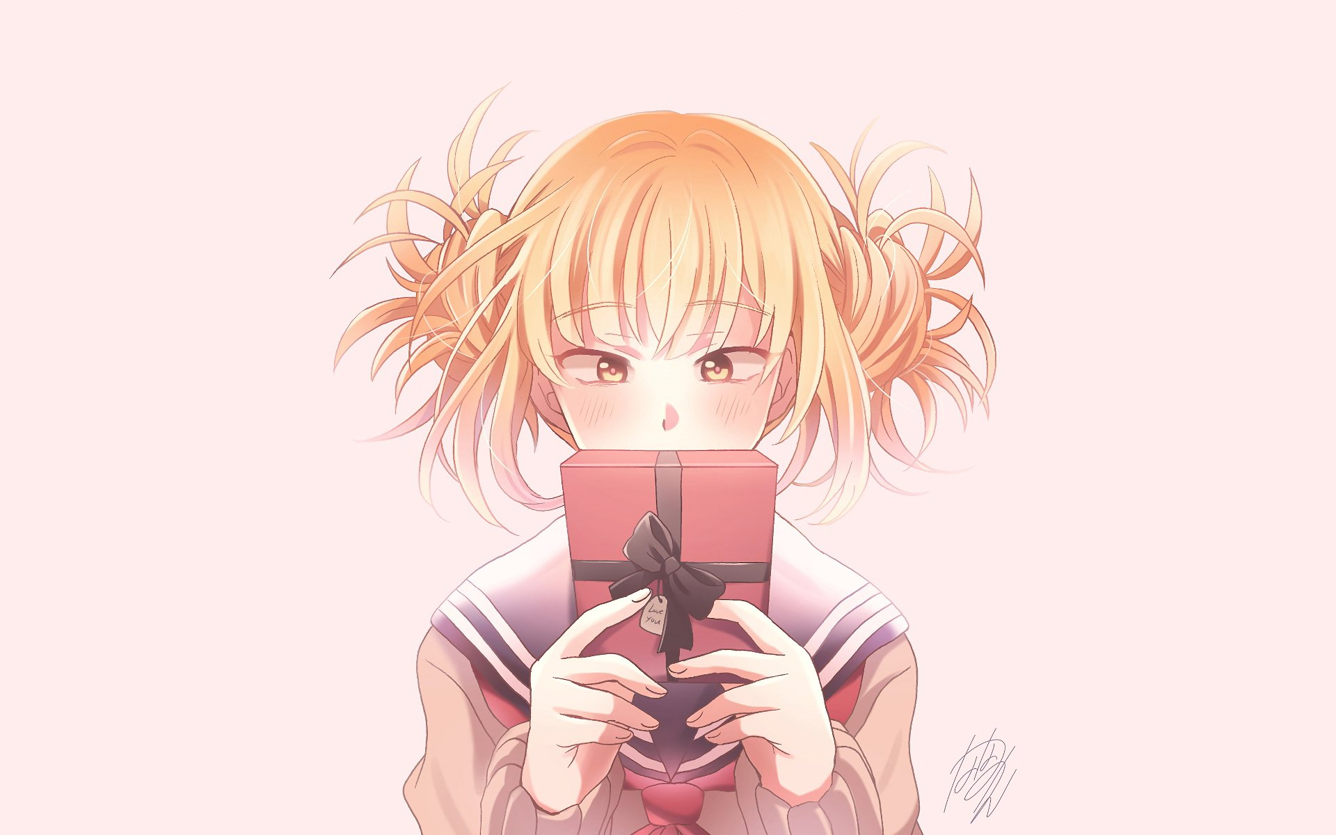 143 Himiko Toga Hd Wallpapers Background Images