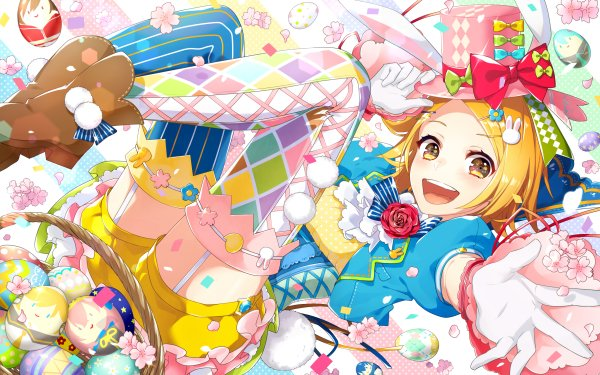 Anime Vocaloid Rin Kagamine HD Wallpaper | Background Image