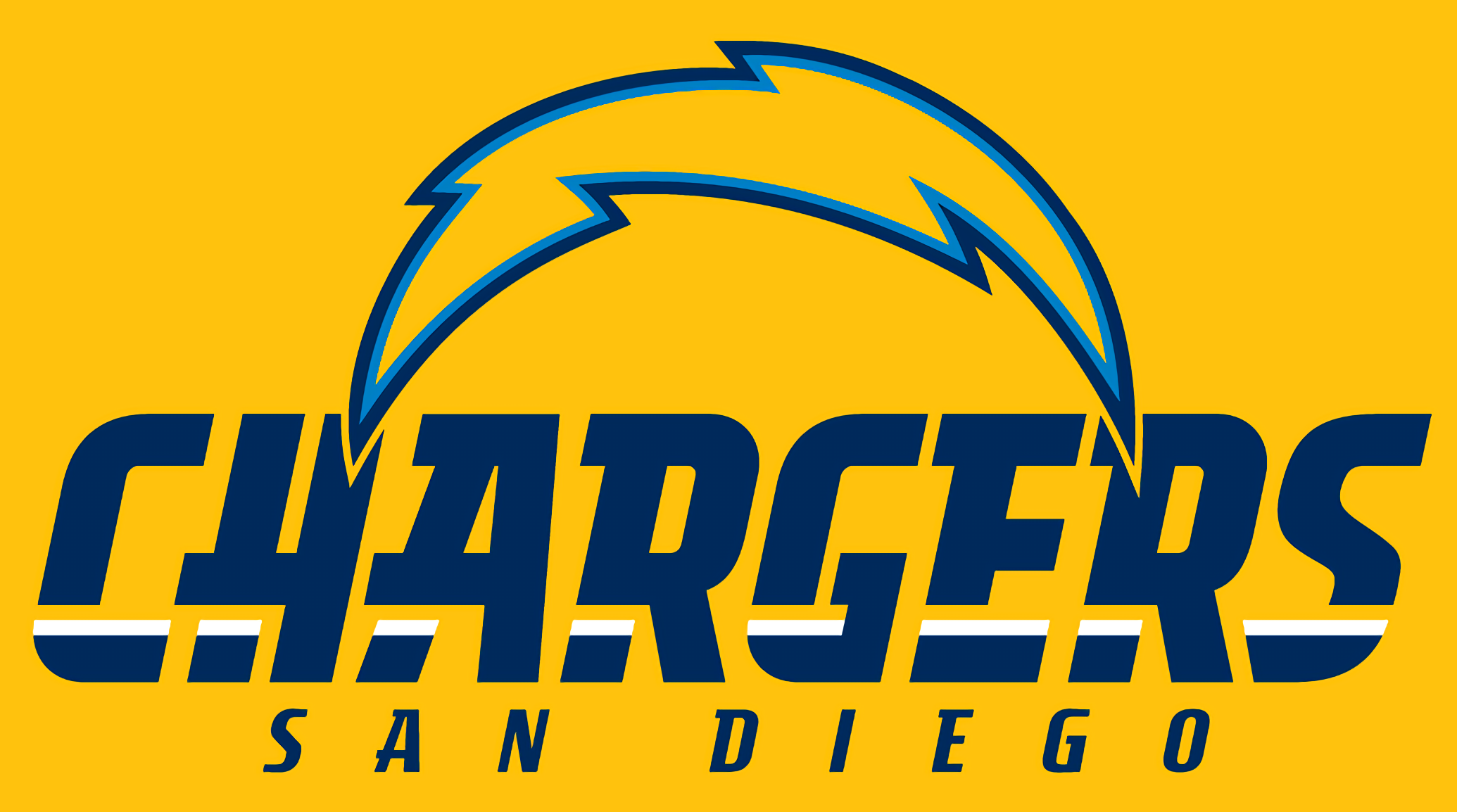 Los Angeles Chargers Hd Wallpaper Background Image 2070x1154