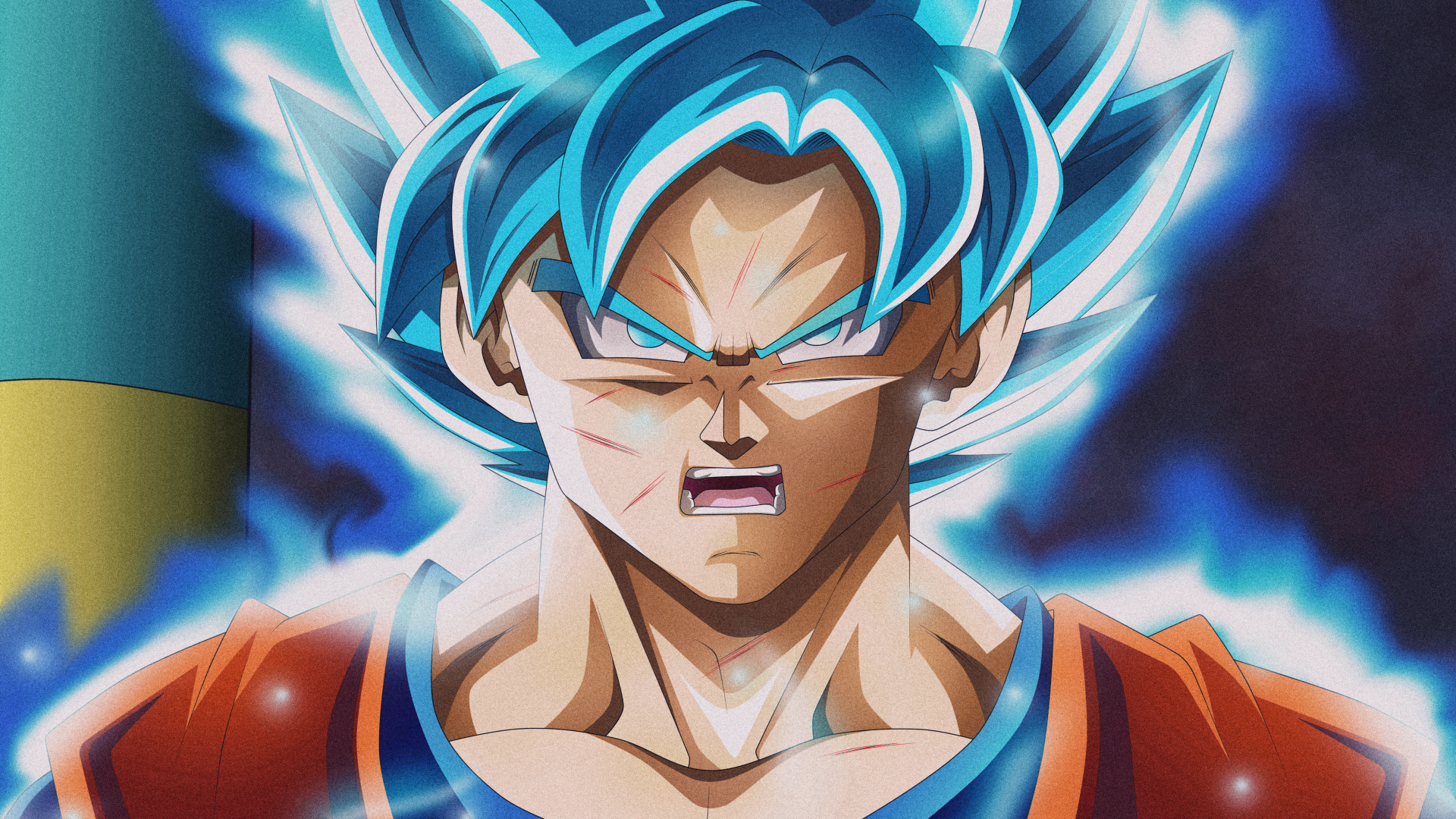 Anime - Dragon Ball Super  Goku Wallpaper