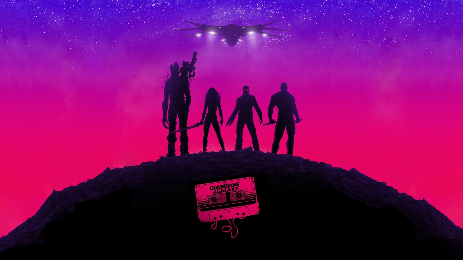 Movie - Guardians of the Galaxy  Wallpaper