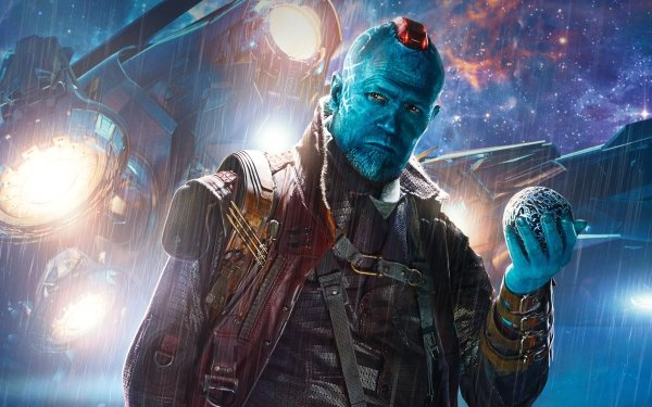 Movie Guardians of the Galaxy Yondu Udonta Michael Rooker HD Wallpaper | Background Image