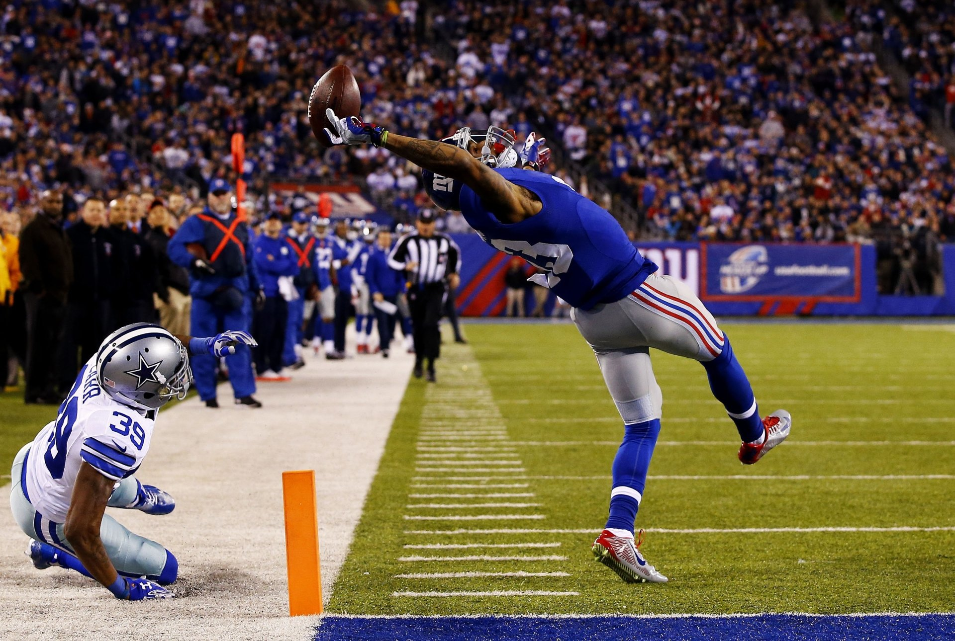 Sports - New York Giants  Odell Beckham Jr. Wallpaper