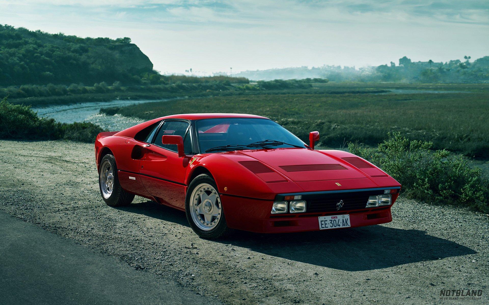Ferrari 288 gto wallpaper