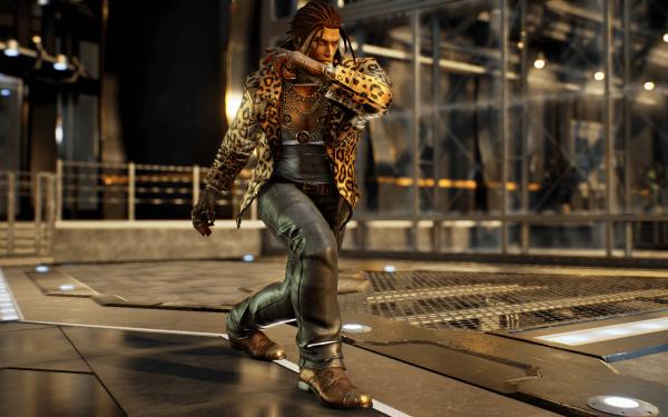 Video Game Tekken 7 Tekken Eddy Gordo HD Wallpaper | Background Image