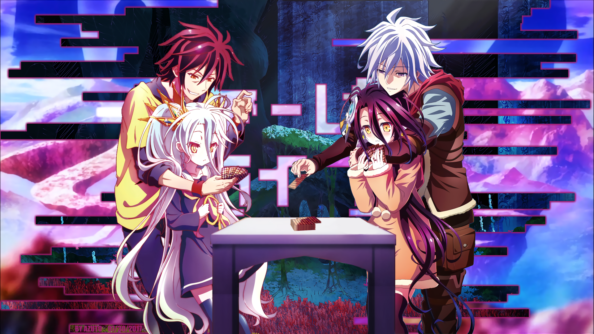 No Game No Life Hd Wallpaper Background Image 1920x1080