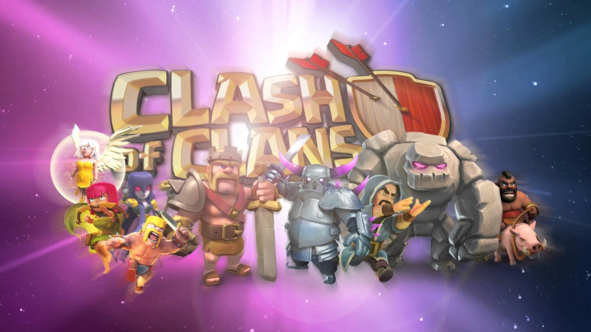 Video Game - Clash of Clans  Wallpaper