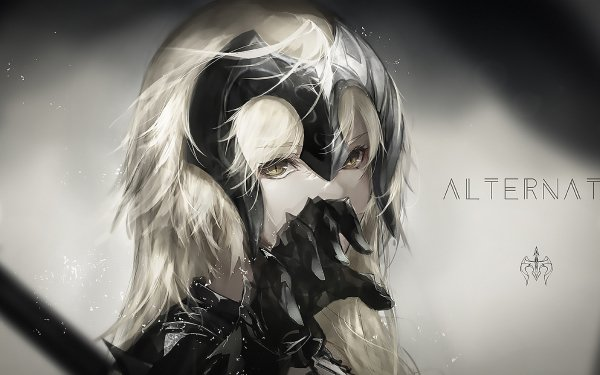 Anime Fate/Grand Order Fate Series Jeanne d'Arc Alter Avenger HD Wallpaper | Background Image