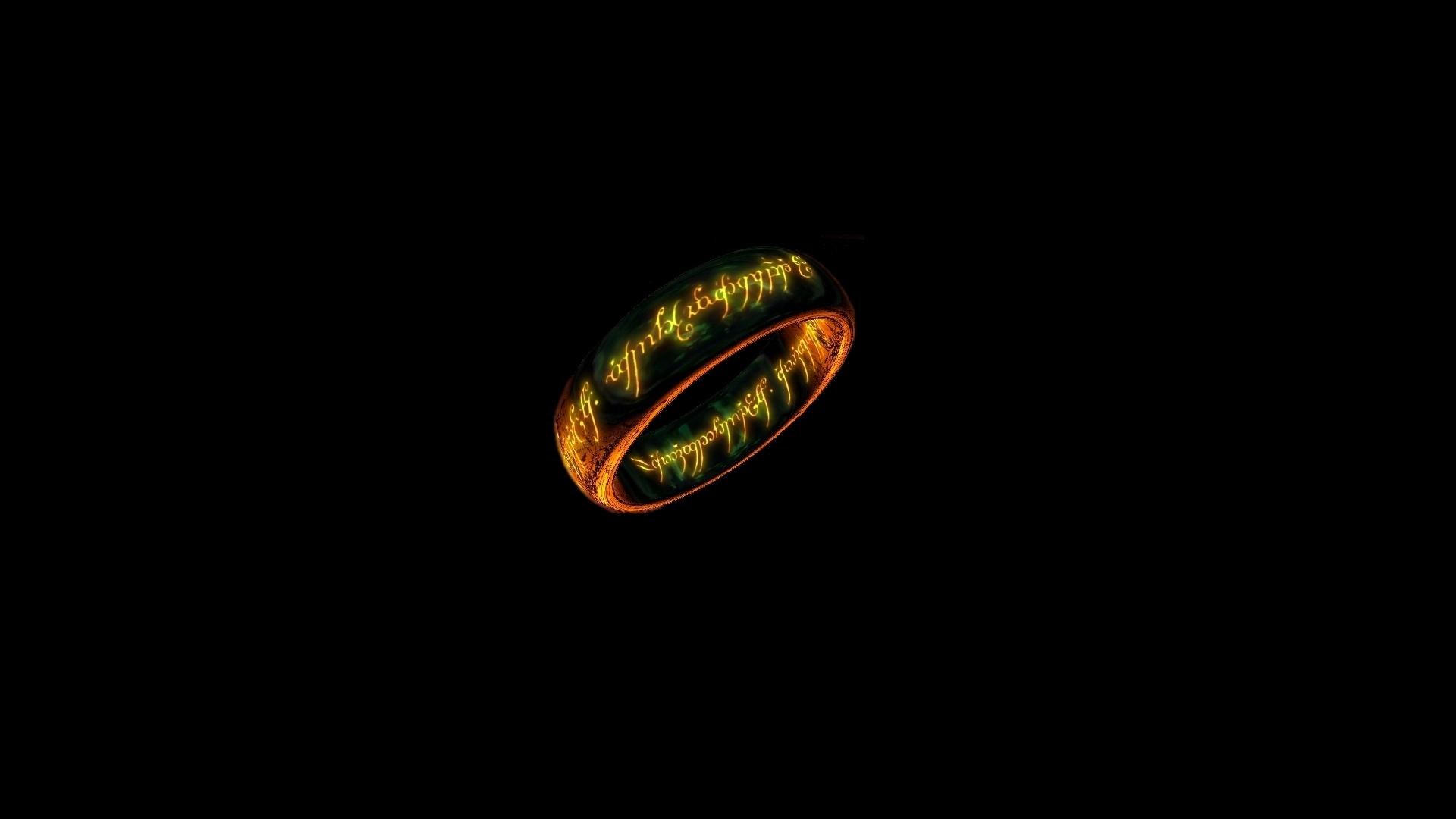 The One Ring Fondo De Pantalla Hd Fondo De Escritorio