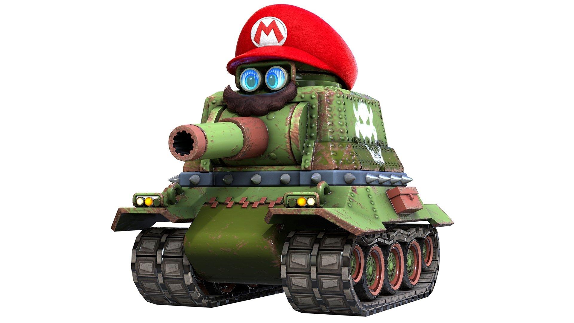 Video Game - Super Mario Odyssey  Wallpaper