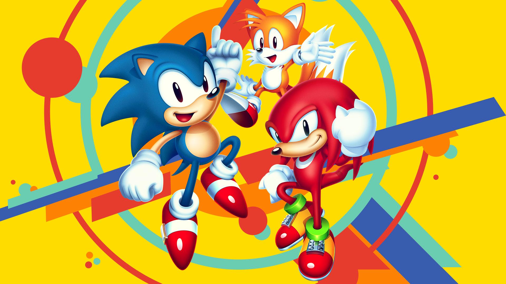 Sonic Mania Fondo De Pantalla Hd Fondo De Escritorio