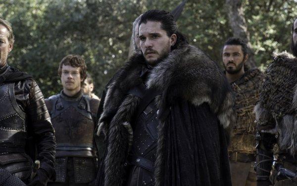 TV Show Game Of Thrones Jon Snow Theon Greyjoy Kit Harington Alfie Allen Jorah Mormont Iain Glen HD Wallpaper | Background Image