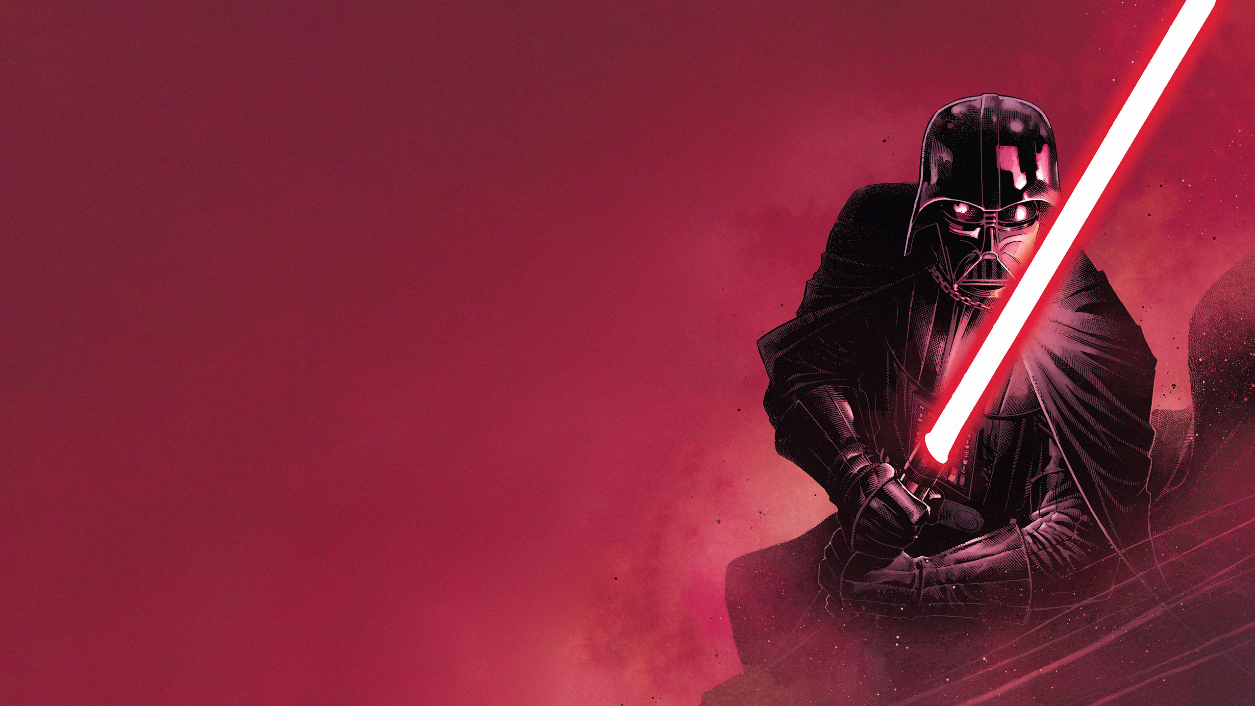 Darth Vader Hd Wallpaper Background Image 2560x1440 Id