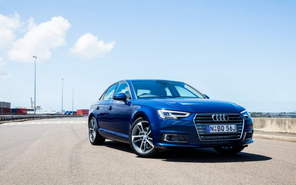 Fahrzeuge Audi A4 Audi Autos Blue Car Luxury Car HD Wallpaper | Hintergrund