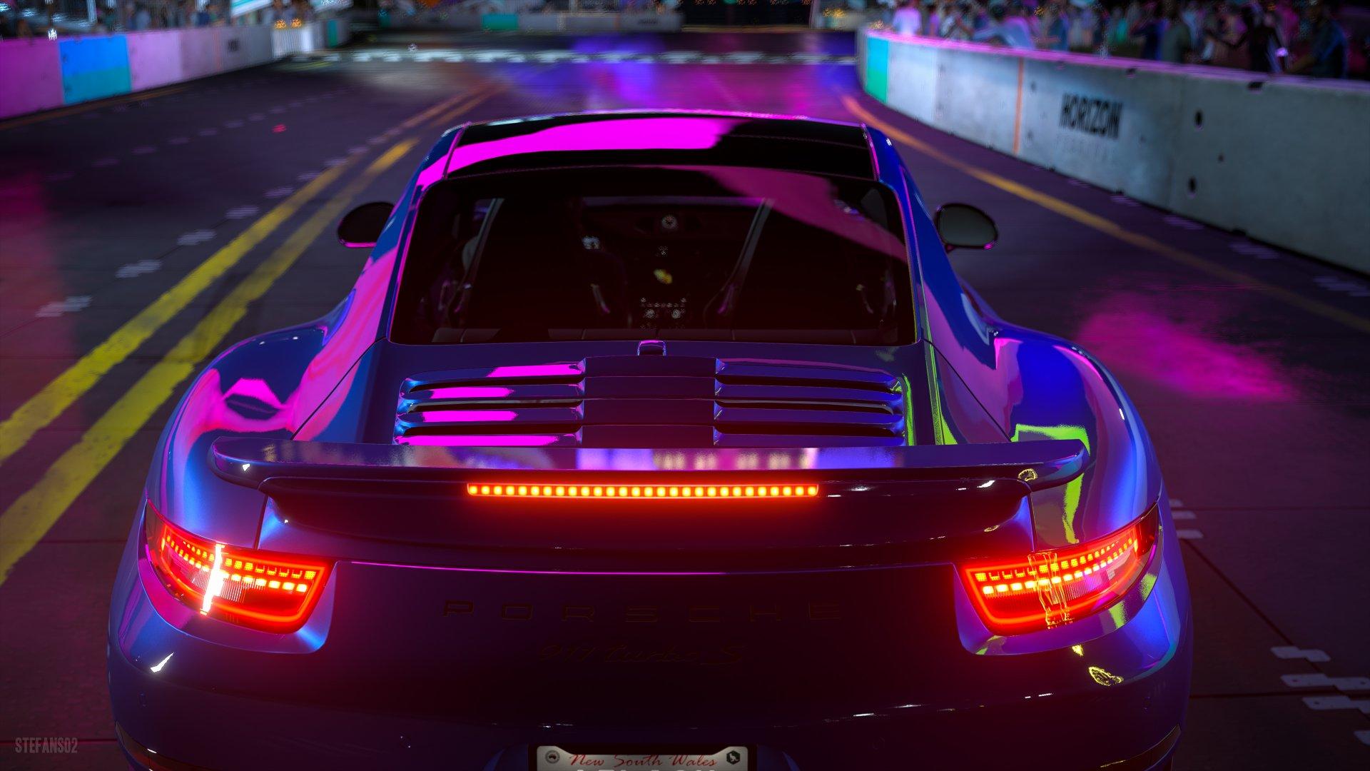 Forza Horizon 3 / Braking 4k Ultra HD Wallpaper