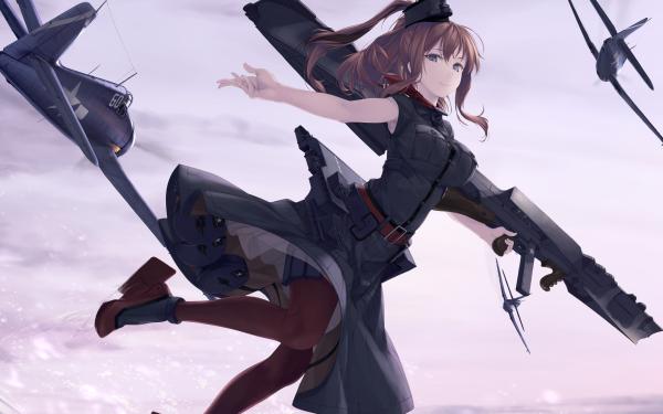 Anime Kantai Collection Saratoga HD Wallpaper   Background Image