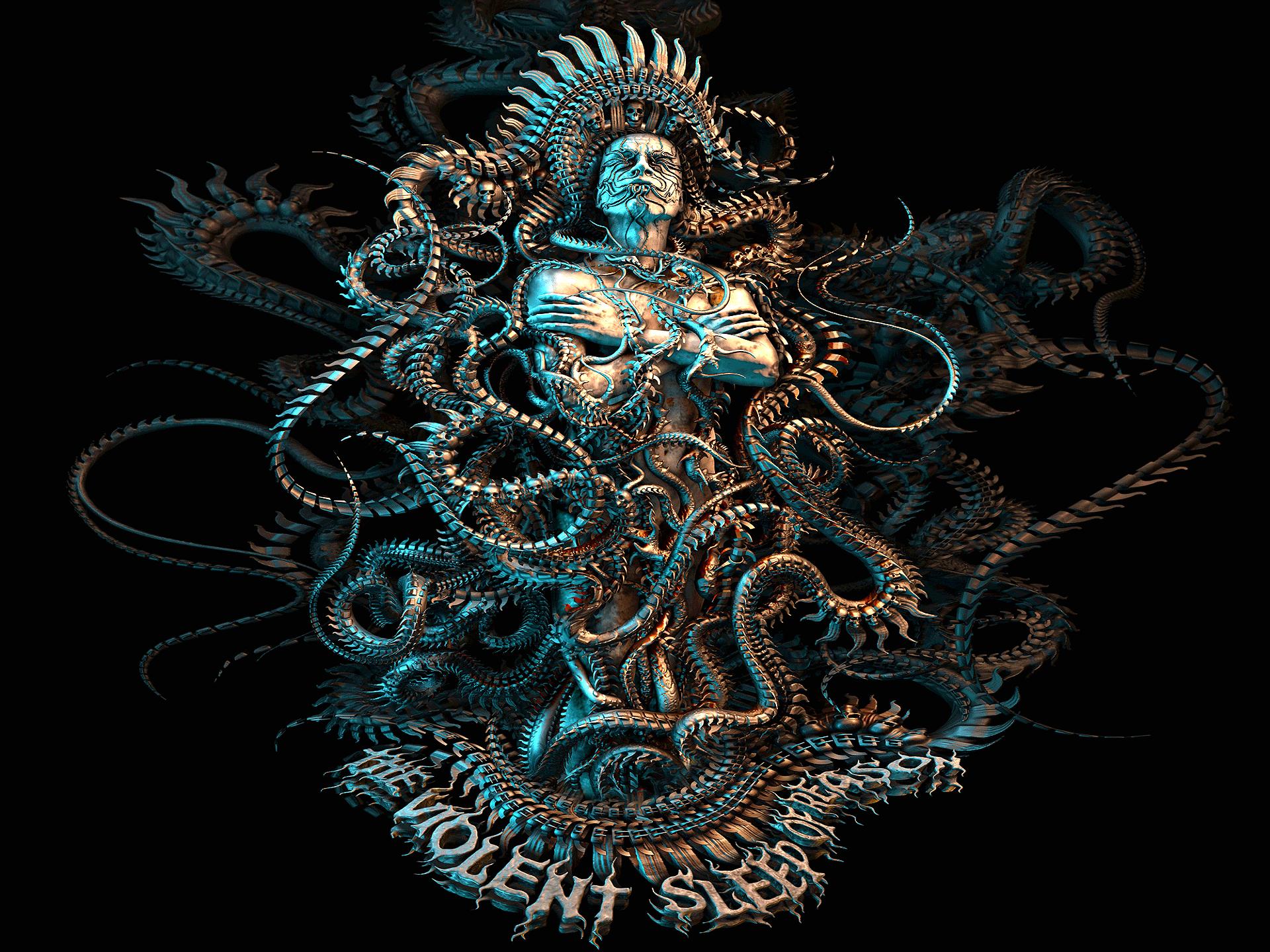 Meshuggah Hd Wallpaper Background Image 1920x1440 Id