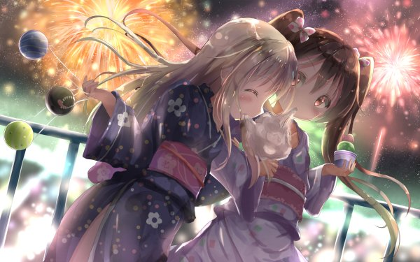 Anime Kantai Collection Ro-500 Libeccio HD Wallpaper | Background Image