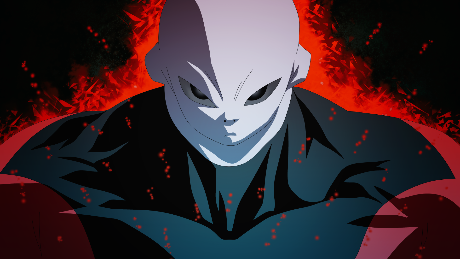 Jiren 8k Ultra HD Wallpaper | Background Image | 7680x4320 ...