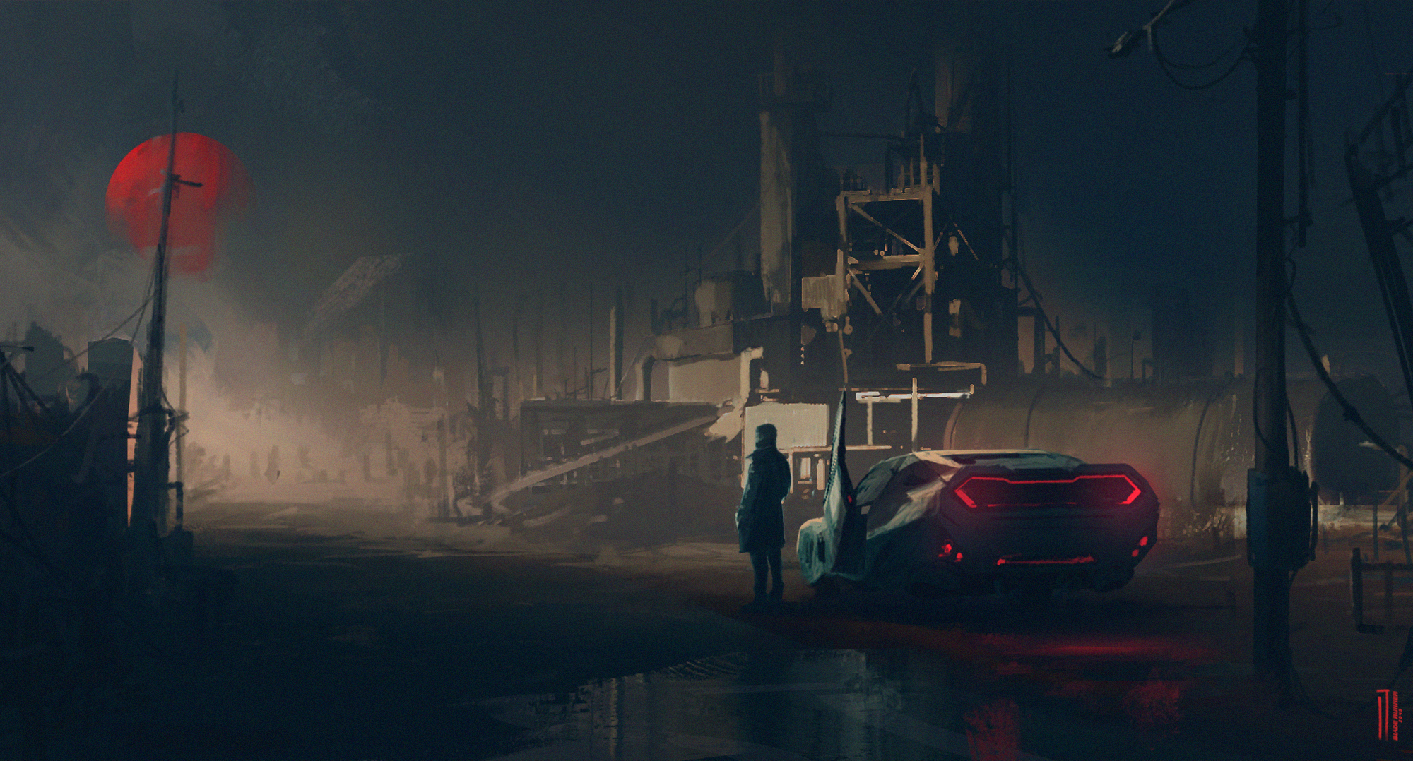 blade runner 2049 wallpaper and background image