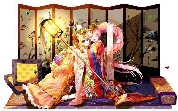 Anime Vocaloid SeeU Uni HD Wallpaper | Background Image