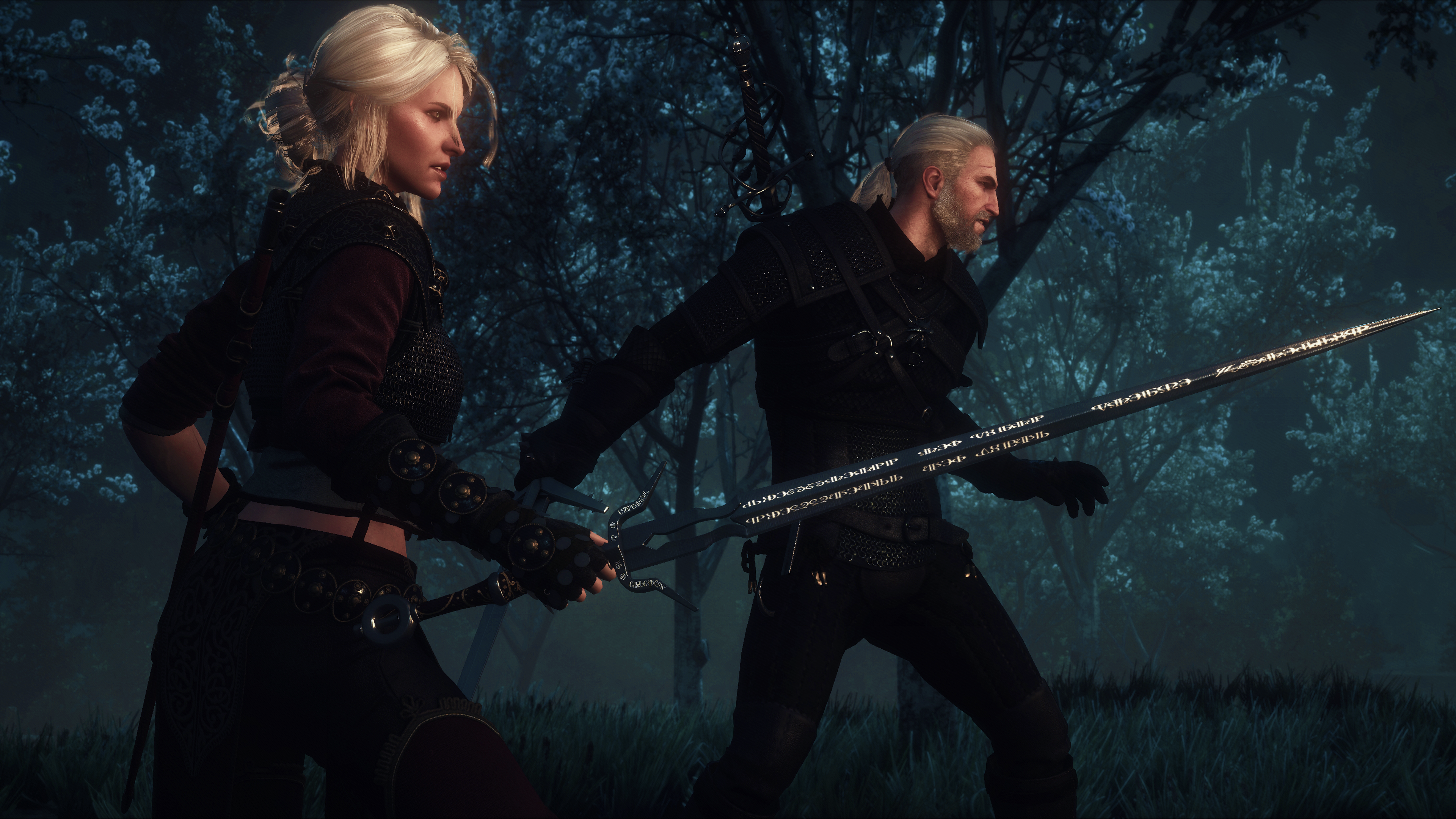The Witcher 3 Wild Hunt 4k Ultra Hd Wallpaper Background