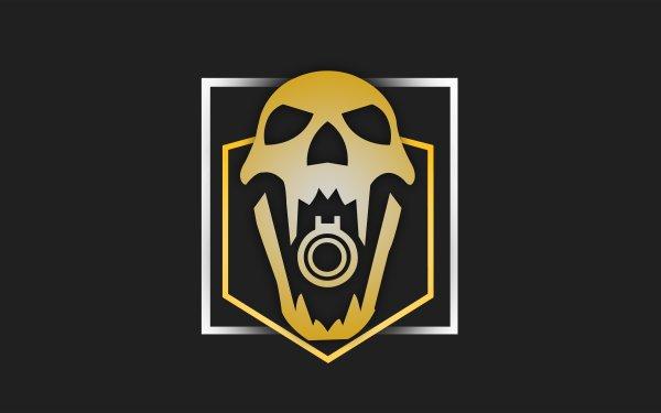 Video Game Tom Clancy's Rainbow Six: Siege Blackbeard Minimalist Operation Dust Line HD Wallpaper   Background Image