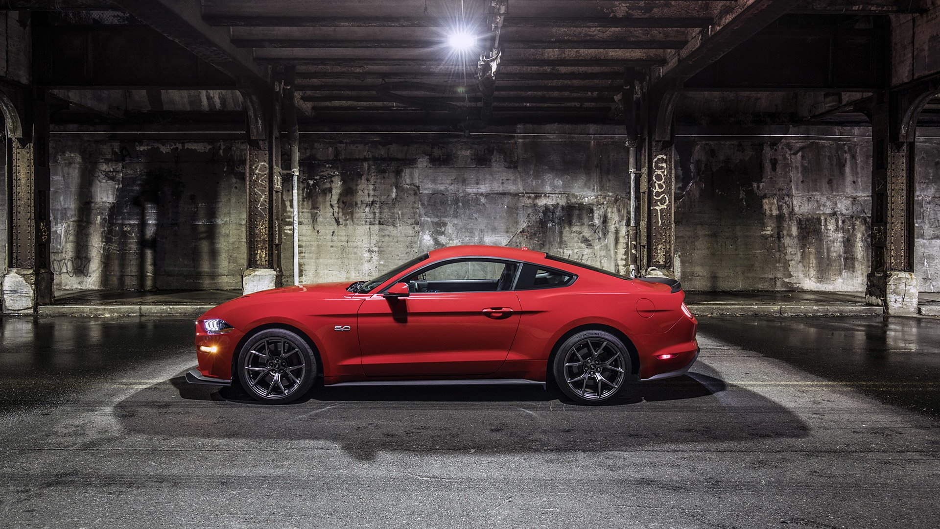 2018 Ford Mustang Gt Performance Pack Level 2 Papel De Parede Hd Plano De Fundo 1920x1080 Id 880947 Wallpaper Abyss