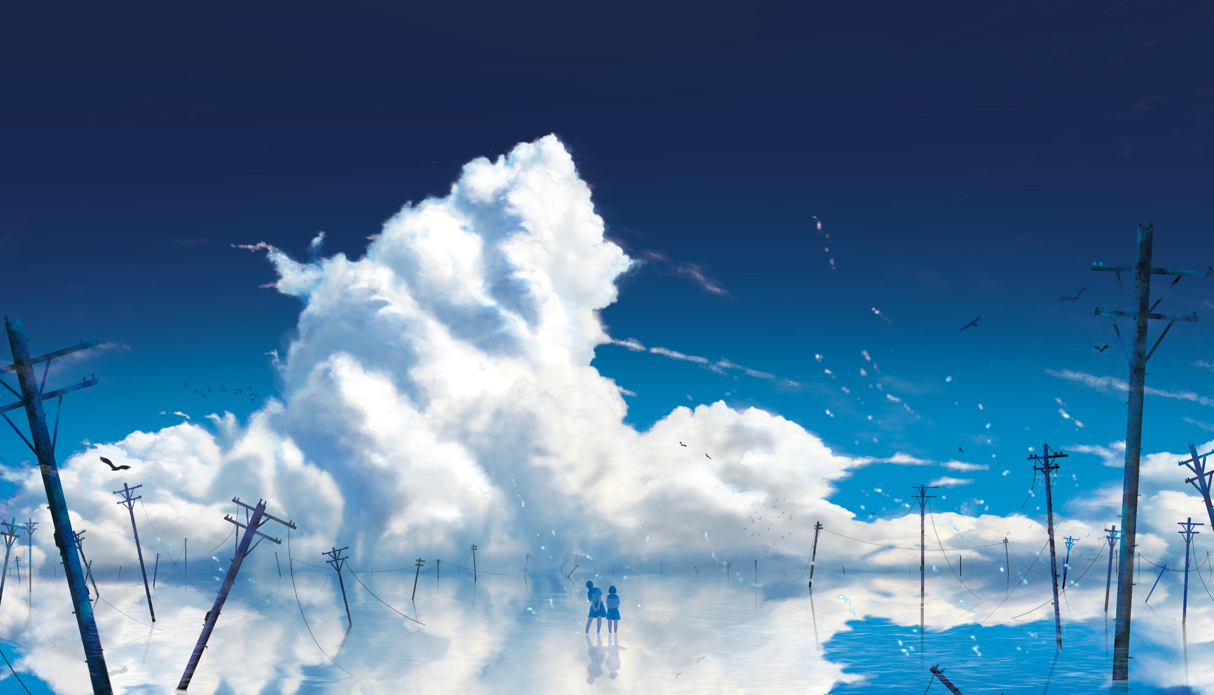Bright Door Iphone X Hd 4k Wallpaper: Bright Skies 4k Ultra HD Wallpaper