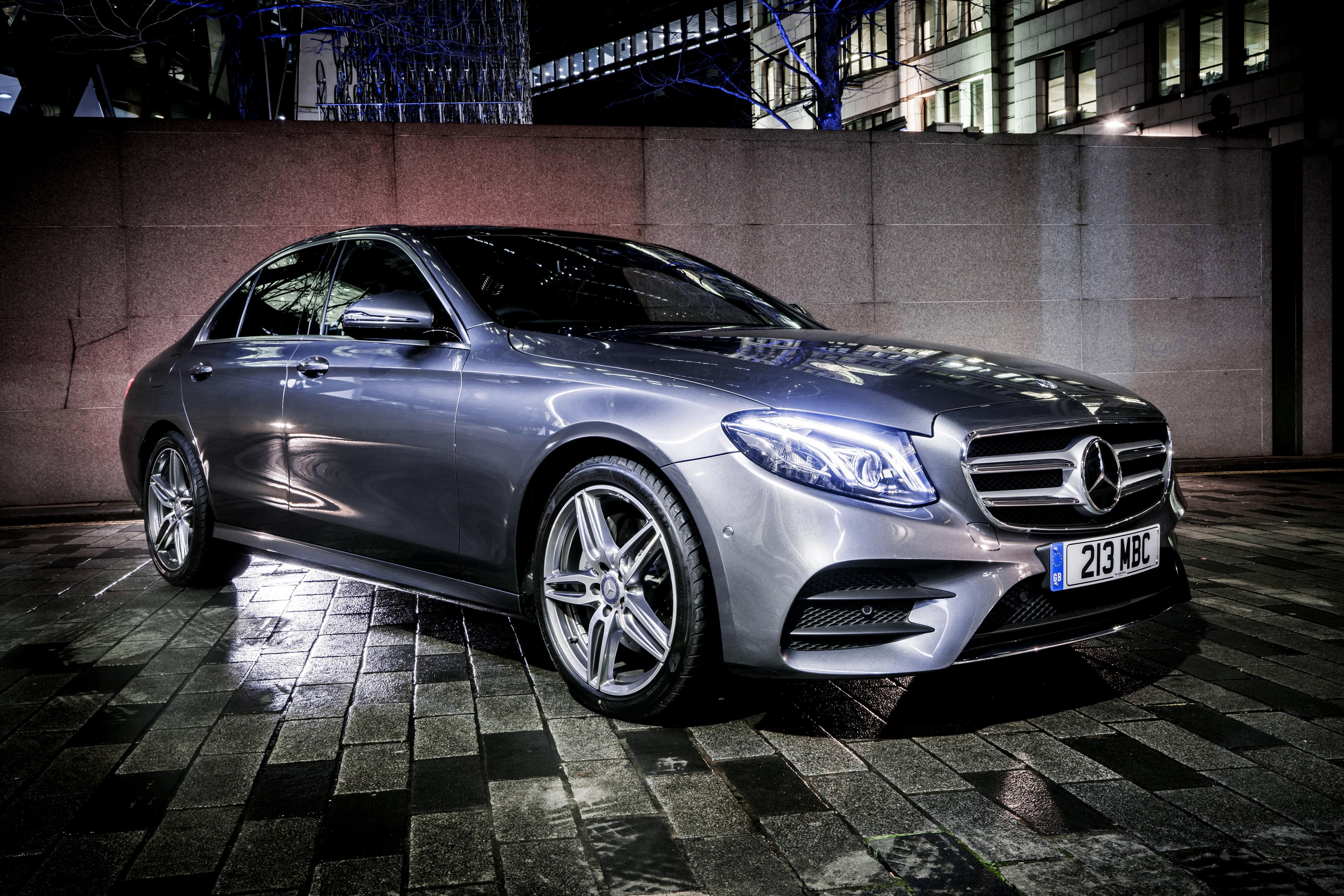 Mercedes-Benz E-Class 4k Ultra HD Wallpaper | Background ...