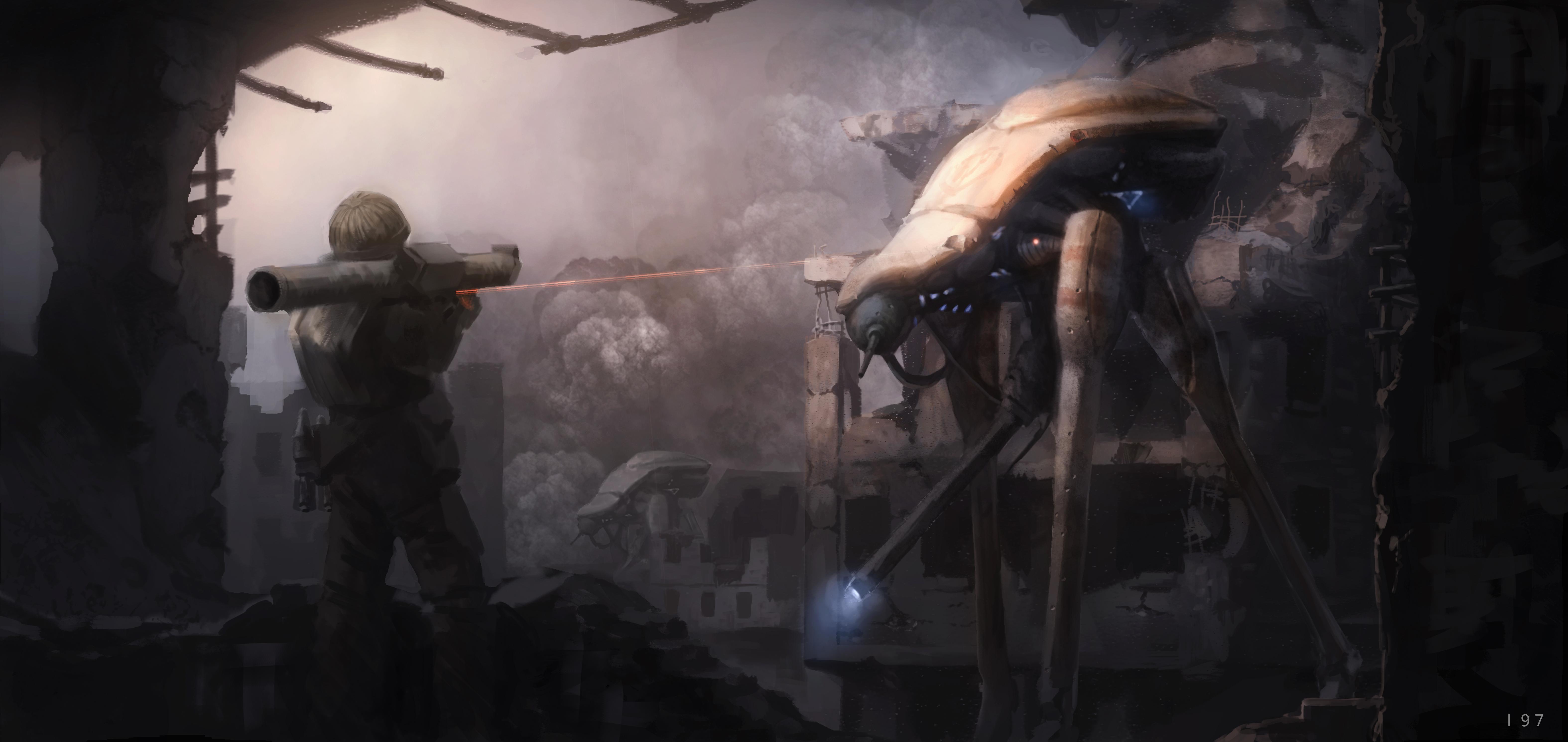 Half Life 2 5k Retina Ultra Hd Wallpaper Background Image