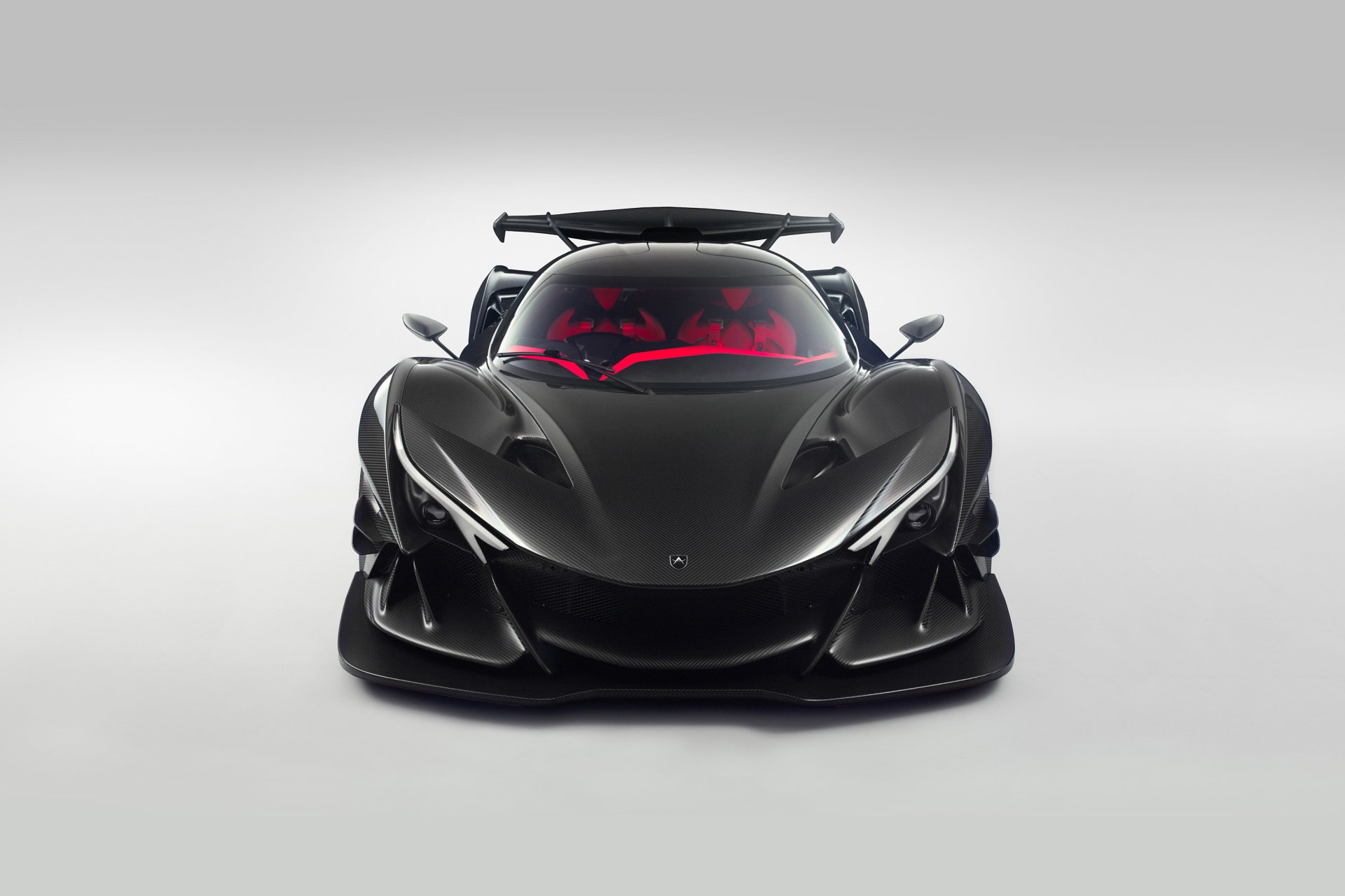 Vehicles - Apollo IE  Sport Car Hypercar Black Car Wallpaper