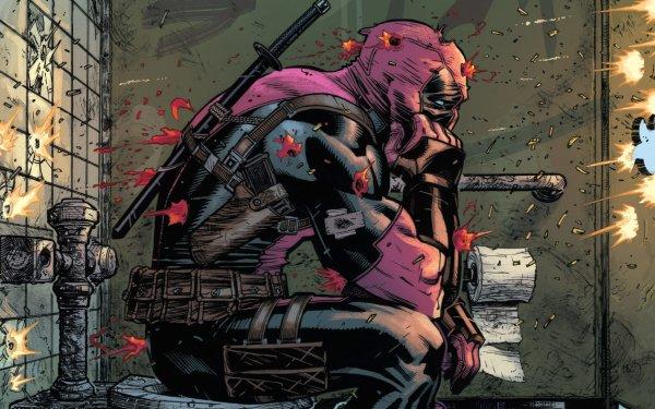 Bande-dessinées Deadpool Marvel Comics Wade Wilson Fond d'écran HD | Image