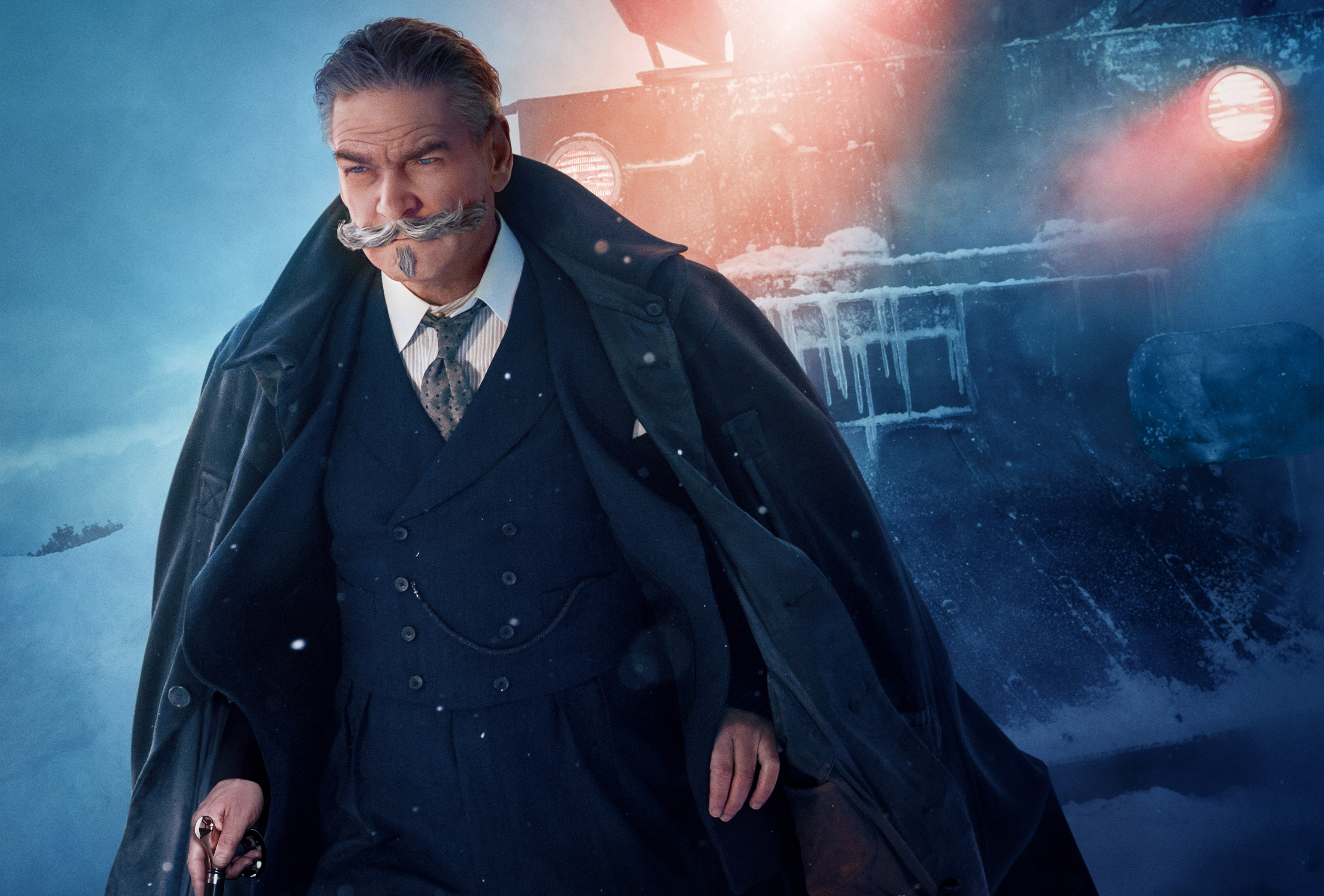 16 Murder On The Orient Express 2017 Hd Wallpapers Background