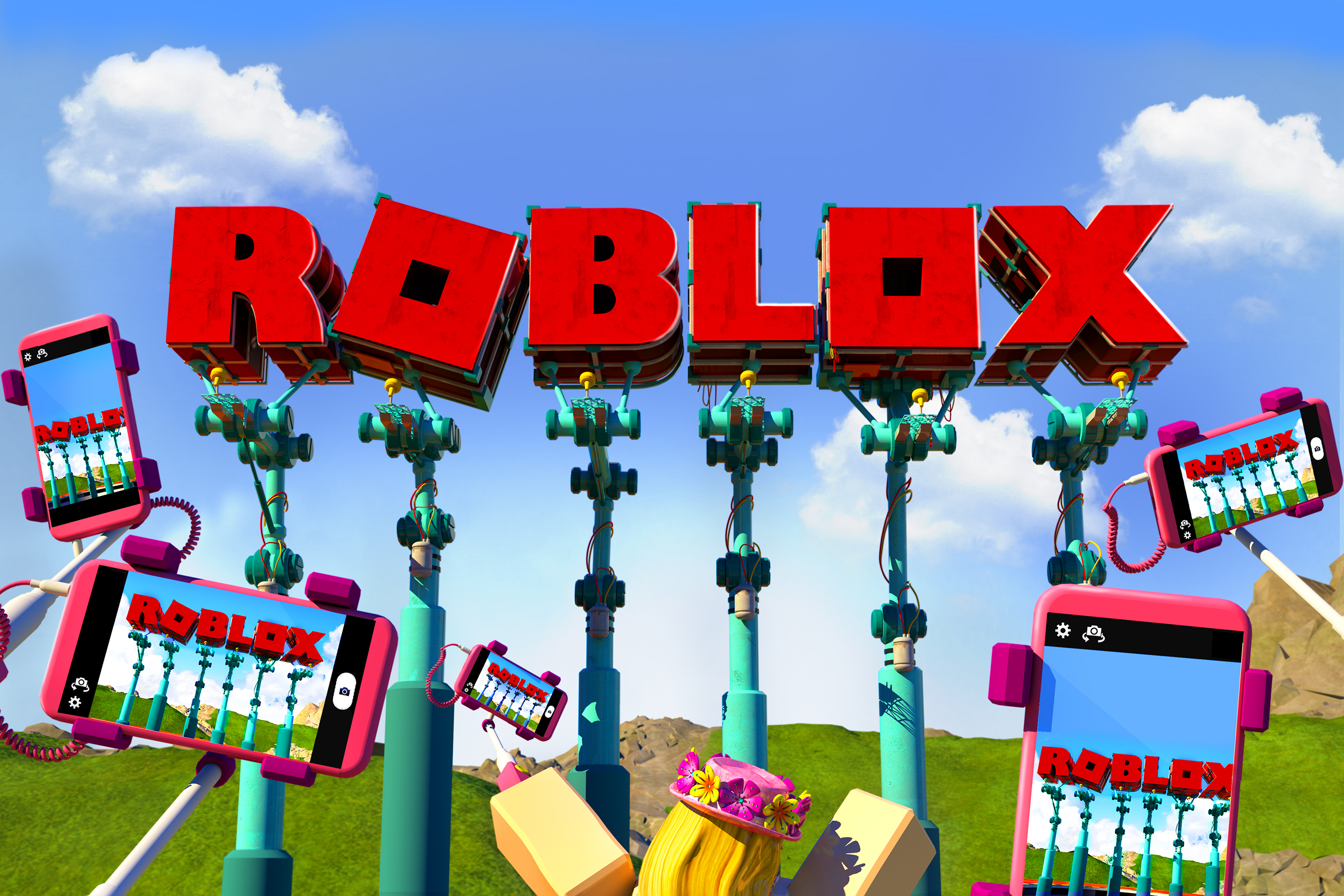 HD Wallpaper | Background Image ID:885752. 2600x1733 Video Game Roblox